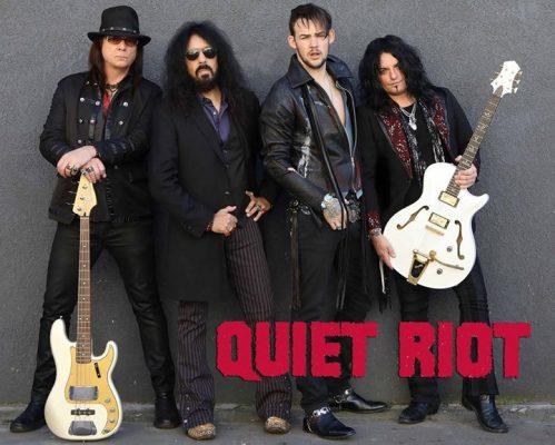 Quiet Riot @ Riviera Theatre and Performing Arts Center   North Tonawanda   NY   United States