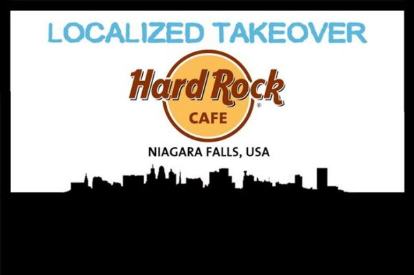 Localized Hard Rock Takeover Cafe: Younger Then and The Rifts @ Hard Rock Cafe Niagara Falls, USA | Niagara Falls | NY | United States