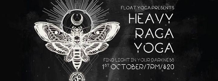 Heavy Raga Yoga with FLOAT Yoga @ Buffalo Iron Works | Buffalo | NY | United States