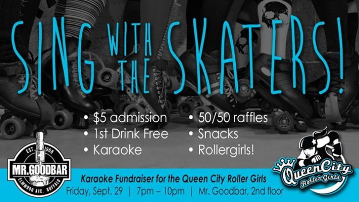 Sing with Skaters @ Mr. Goodbar | Buffalo | NY | United States