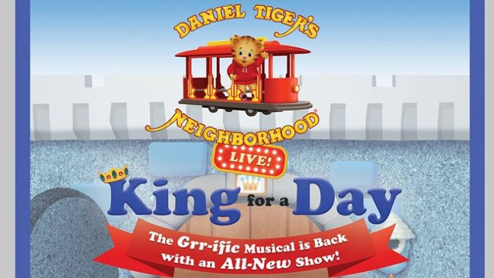Daniel Tiger's Neighborhood LIVE: King for a Day! @ Center for the Arts, University at Buffalo | Buffalo | NY | United States