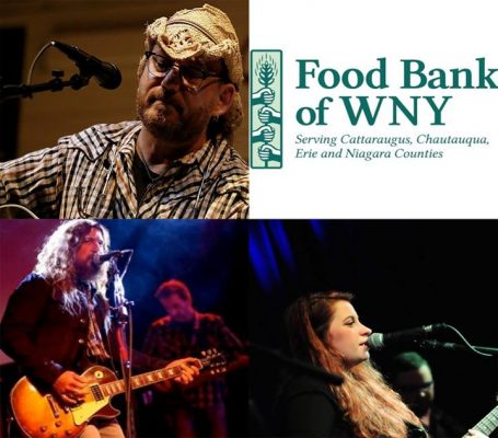 2017 Davey O. & Friends - A Benefit for the Food Bank of WNY @ Babeville   Buffalo   NY   United States