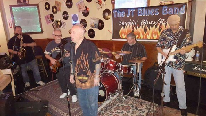 The JT Blues Band @ Hot Mama's Canteen | Buffalo | NY | United States