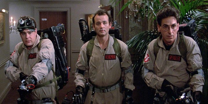 Ghostbusters (1984) @ Riviera Theatre and Performing Arts Center | North Tonawanda | NY | United States
