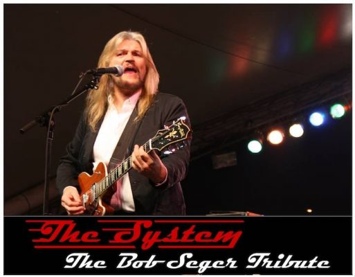 The System: The Bob Seger Tribute @ Riviera Theatre and Performing Arts Center | North Tonawanda | NY | United States