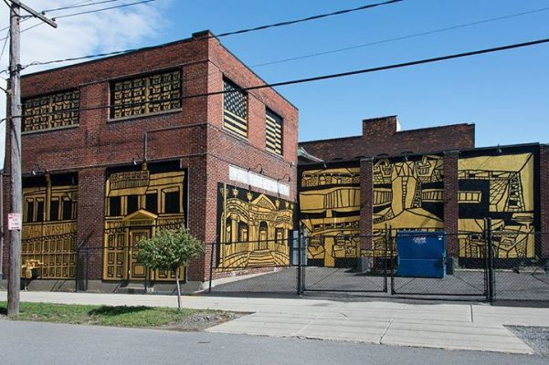 Public Art Trolley Tour @ Buffalo, NY   Buffalo   NY   United States