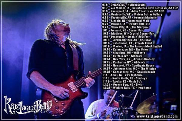 Kris Lager Band / Stationwagon @ Mohawk Place   Buffalo   NY   United States