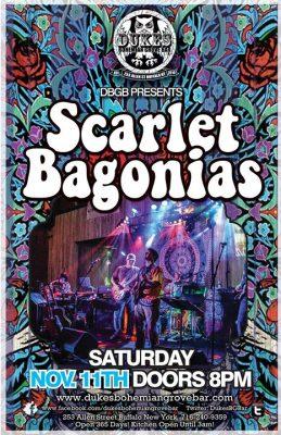 Scarlett Begonias Does the Dead at DBGB @ Duke's Bohemian Grove Bar | Buffalo | NY | United States