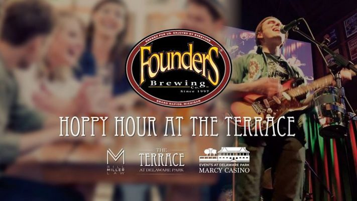 Hoppy Hour with Founders and Aidan McManus at the Terrace @ The Terrace at Delaware Park | Buffalo | NY | United States