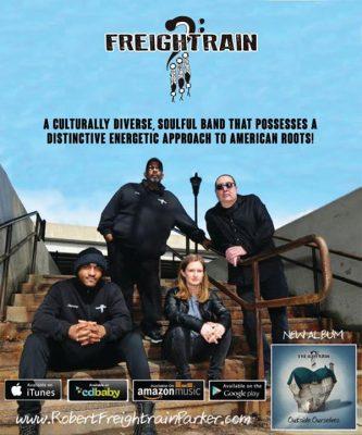 Freightrain -Third Fridays- LIVE at Dinosaur BBQ Buffalo NY