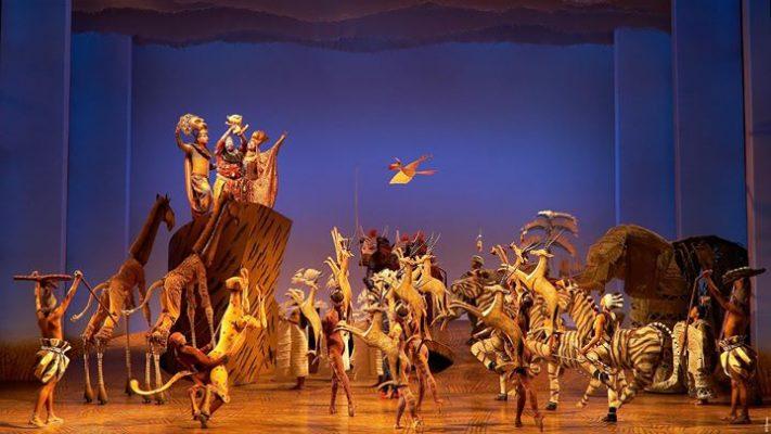Disney Presents The Lion King (Touring) @ Shea's Performing Arts Center   Buffalo   NY   United States