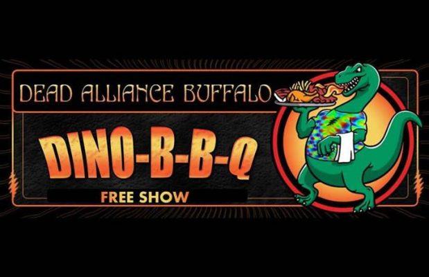 Dead Alliance Buffalo LIVE at Dinosaur BBQ Buffalo NY @ Dinosaur BBQ Buffalo, NY | Buffalo | NY | United States