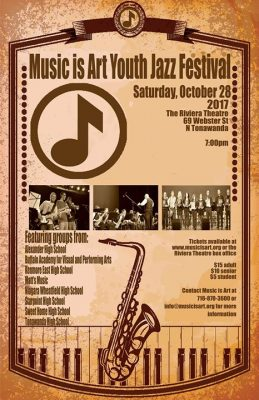 Music Is Art Youth Jazz Festival @ Riviera Theatre and Performing Arts Center | North Tonawanda | NY | United States