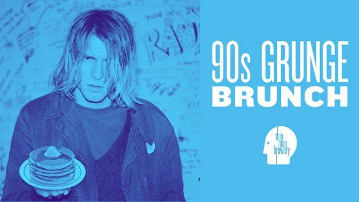 90s Grunge Brunch at Thin Man Brewery! @ Thin Man Brewery | Buffalo | NY | United States