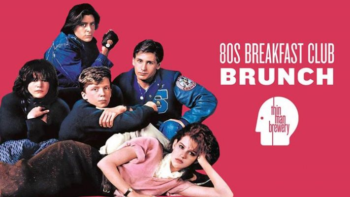 80s Breakfast Club Brunch at Thin Man Brewery! @ Thin Man Brewery | Buffalo | NY | United States