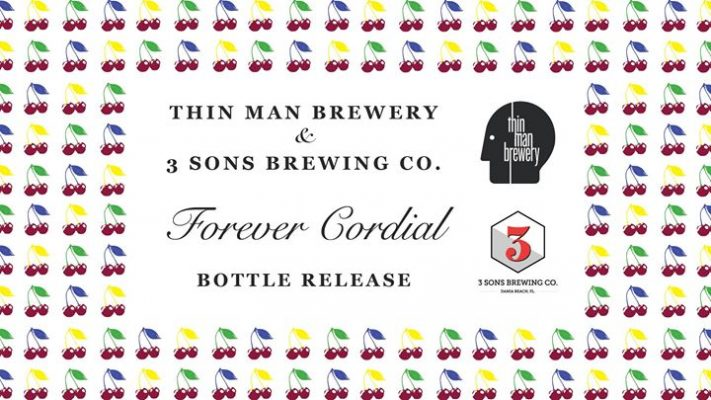Forever Cordial Bottle Release at Thin Man Brewery @ Thin Man Brewery | Buffalo | NY | United States