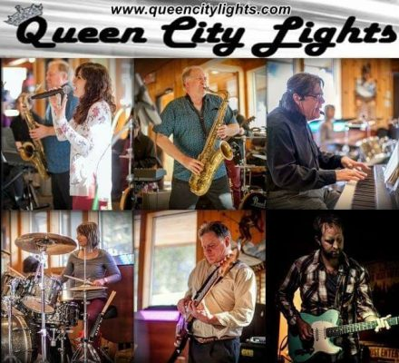 Hot Mama's Damned Soiree w/ Queen City Lights Band @ Hot Mama's Canteen | Buffalo | NY | United States