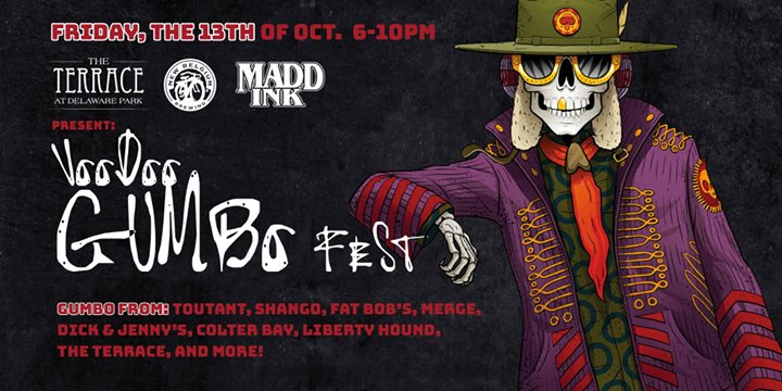 Voodoo Gumbo Fest at The Terrace @ The Terrace at Delaware Park | Buffalo | NY | United States