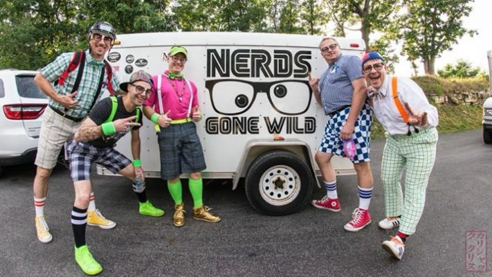 NERDS GONE WILD at St. Gabriel's Halloween Dance! @ St Gabriel's RC Church | Elma | NY | United States