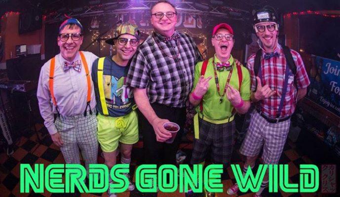 NERDS GONE WILD at Santora's Halloween 80'S Party! @ Santora's Pizza Pub & Grill   Williamsville   NY   United States