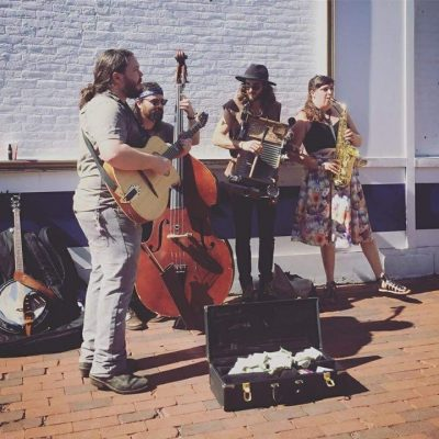 Folkfaces Return To 42 North @ 42 North Brewing Company | East Aurora | NY | United States