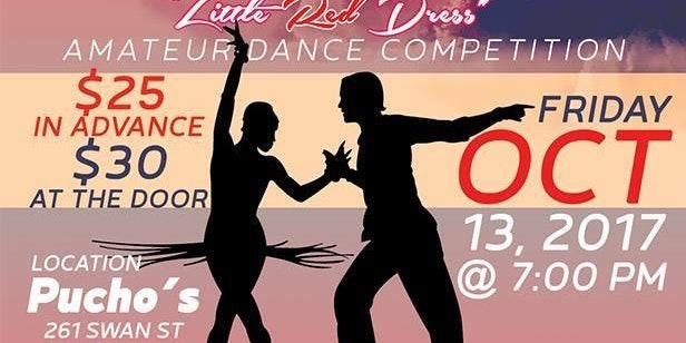 Salsa for a Cure, Little Red Dress Fundraiser for Roswell Park Cancer... @ Pucho Olivencia Community Center | Buffalo | NY | United States