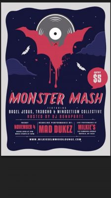 The Monster Mash @ Milkie's on Elmwood. | Buffalo | NY | United States