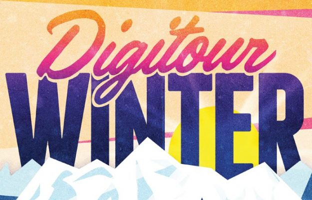 DigiTour Winter at Buffalo Iron Works - DEC 16TH @ Buffalo Iron Works | Buffalo | NY | United States