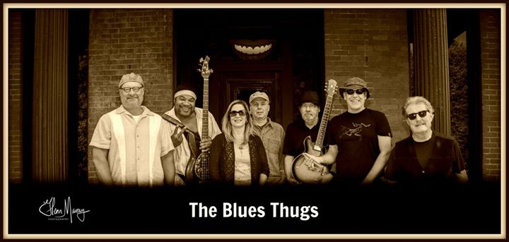 The Blues Thugs with Yvonne Schmidt Veteran's Day Show @ Mohawk Place | Buffalo | NY | United States