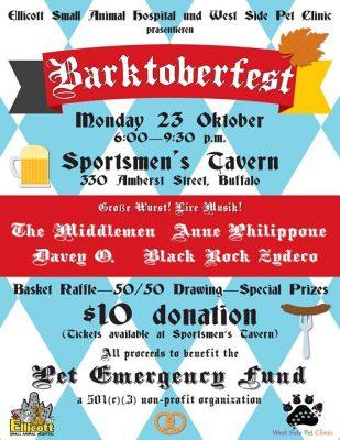 Barktoberfest @ Sportsmens Tavern | Buffalo | NY | United States