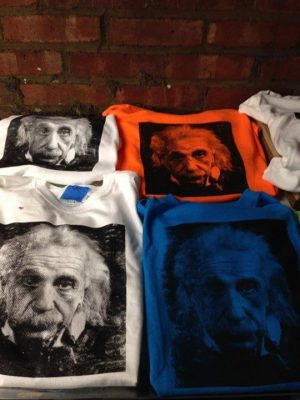 Screen Print T-Shirts Workshop @ Western New York Book Arts Center | Buffalo | NY | United States