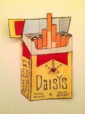 Daisys, Major Arcana, Velvet Bethany At Sugar City @ Sugar City | Buffalo | NY | United States