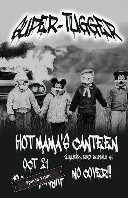 Super-Tugger at Hot Mama's @ Hot Mama's Canteen | Buffalo | NY | United States