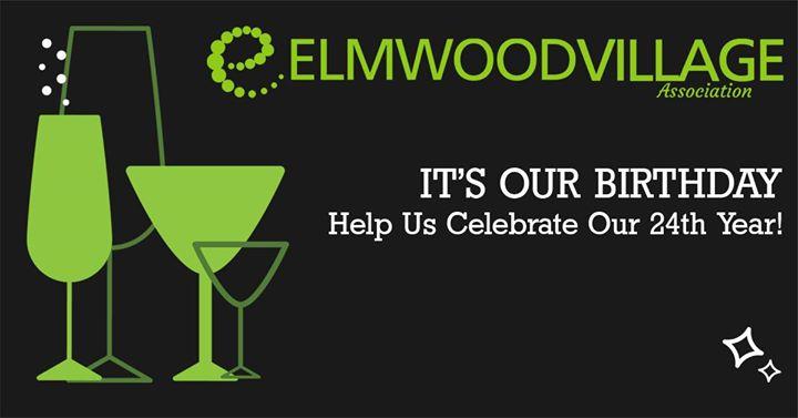 It's Our Birthday! Elmwood Village Association Turns 24! @ Saturn Club | Buffalo | NY | United States