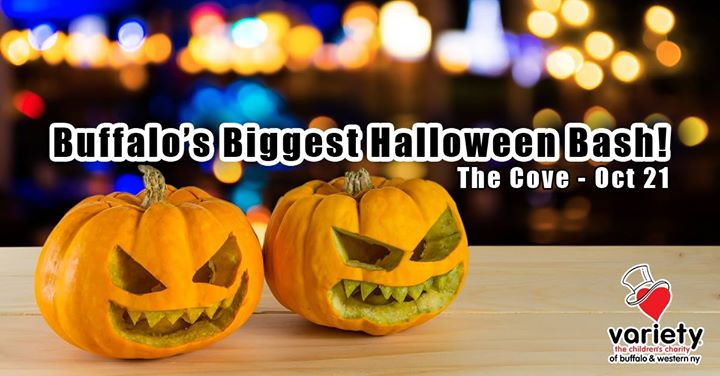 Buffalo's Biggest Halloween Bash @ The Cove: Seafood & Banquets   Depew   NY   United States