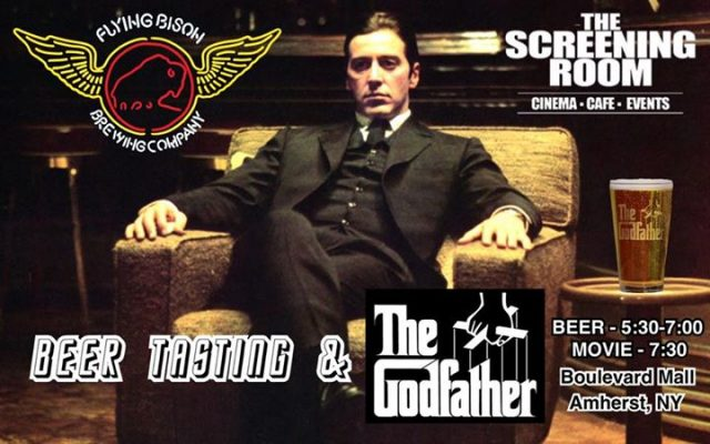 Beer & Movies feat. The Godfather at The Screening Room @ the screening room cinema cafe   Amherst   NY   United States