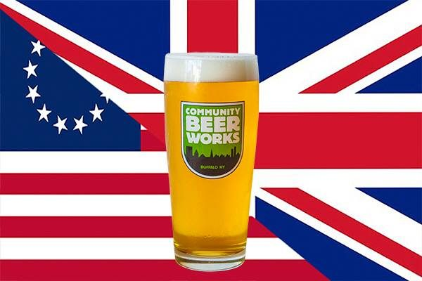 Double Beer Release- New English IPA and Ales For ALS @ Community Beer Works | Buffalo | NY | United States