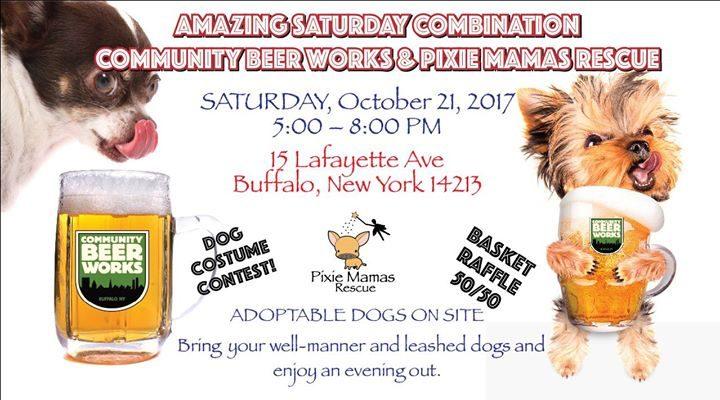 Community Beer Works & PIxie Mamas @ Community Beer Works | Buffalo | NY | United States
