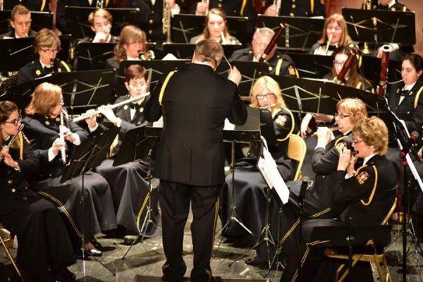American Legion Band Christmas Concert @ Riviera Theatre and Performing Arts Center | North Tonawanda | NY | United States