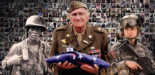 Giving Thanks to Veterans and Active Military @ The Burning Buffalo Bar & Grill | Buffalo | NY | United States