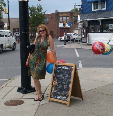 Slammin' First Saturday with Annie Philippone @ Hot Mama's Canteen   Buffalo   NY   United States