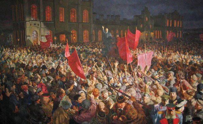 100th Anniversary of the 1917 Bolshevik Revolution