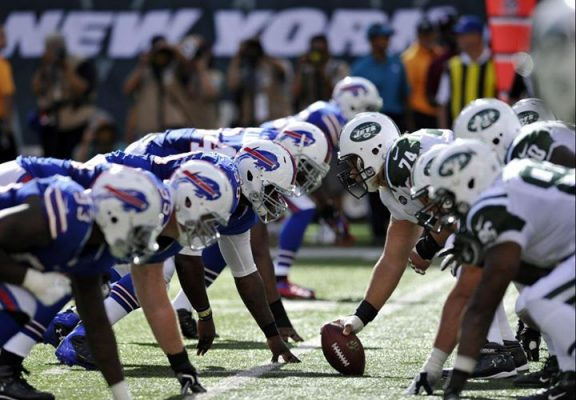 "The Ultimate Bills/Jets ""Tailgate"" Party @ Soho Burger Bar 