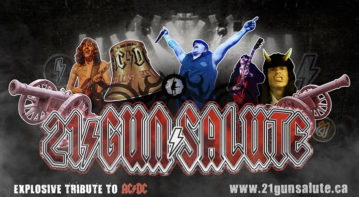 21 Gun Salute: An Explosive Tribute to AC/DC @ Riviera Theatre and Performing Arts Center | North Tonawanda | NY | United States